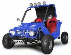 Buggy Midi 125cc Semi auto Bleu