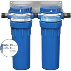 BWT Station de filtration anti-impuretés, antitartre et anticorrosion PReT A POSER