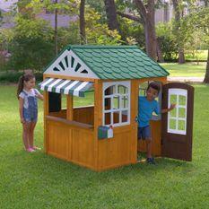 Cabane pour enfants en bois Garden View Kidkraft 405