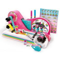 CANAL TOYS - ONLY 4 GIRLS - Tape Machine