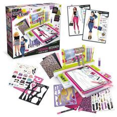 CANAL TOYS - Style 4 Ever - Fashion designer studio - Studio mode - OFG 232