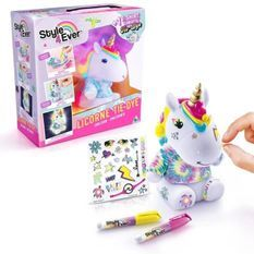 CANAL TOYS - Style 4 Ever - Licorne a décorer TIE-DYE - OFG 202