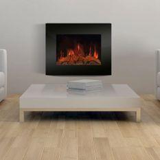 CARRERA Stella 1800 watts Cheminée électrique décorative et chauffage d'appoint