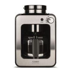 CASO 1849 Cafetiere filtre avec broyeur intégré Coffee Compact - Inox