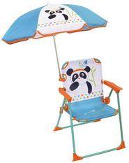 Chaise avec parasol Indian Panda