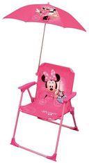 Chaise avec parasol Minnie Paris Disney
