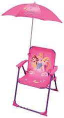 Chaise avec parasol Princesses Disney