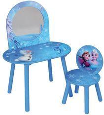 Chaise de rangement avec chaise Reine des neiges Disney