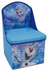 Chaise de rangement Reine des neiges Disney