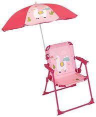 Chaise et parasol Lola Lama