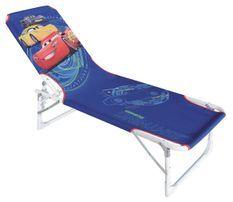 Chaise longue Cars Disney
