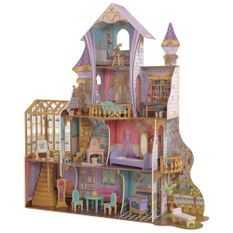 Château enchanté maison de poupées Kidkraft 10153
