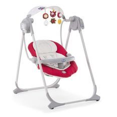 CHICCO Balancelle Polly Swing Up Paprika