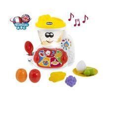 CHICCO Cooky le robot de cuisine Bilingue