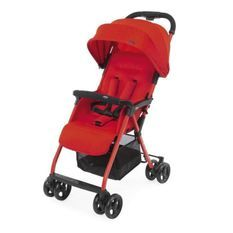 CHICCO Poussette Ohlala 3 Red Passion