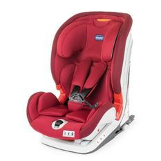 CHICCO Siege auto Youniverse Fix Goupe 123 - Red passion