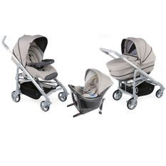 CHICCO-Trio Love Up i-Size BebeCare Beige