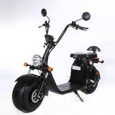 CITY COCO Scooter électrique homologué route - 1500 W - 60 V - 12ah