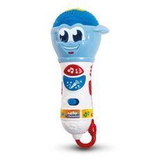 CLEMENTONI Baby - Microphone - Micro pour Enfant - Jeu d'éveil