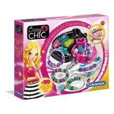 CLEMENTONI Crazy Chic - Bracelets multicolores - Création bijoux