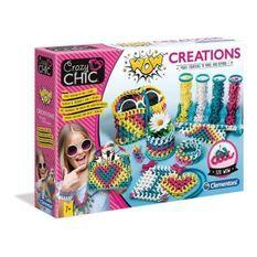 CLEMENTONI Crazy Chic - Coffret Bracelets Wow