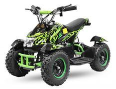 Cobra 800W vert 6