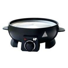 CONTINENTAL EDISON FD6WIX Appareil a fondue - Noir