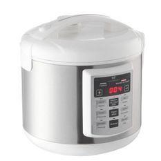 CONTINENTAL EDISON Multicuiseur électrique - MC900W - 5 L - Blanc