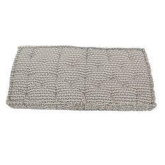 COTTON WOOD Coussin de palette - Coton - Imprimé Africa Boheme - 60x120x15 cm