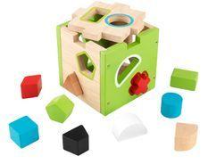 Cube à formes Kidkraft 63247