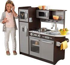 Cuisine enfant uptown expresso Kidkraft 53260