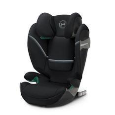 CYBEX Solution S2 i-Fix - Siege auto Groupe 2/3 - Deep Black