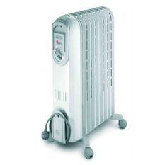 DELONGHI V550920 2000 watts Radiateur bain d'huile mobile - 3 puissances