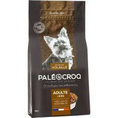 DEMAVIC Croquette Paleocroq adulte Petite Race - 2 kg - Pour Chien
