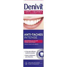 DENIVIT Dentifrice Antitâches Intense - 50 ml