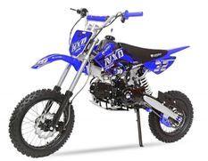 Dirt Bike 125cc Prime bleu 14/12 automatique