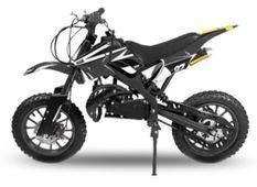 Dirt bike 49cc Spider midi 10/10 noir