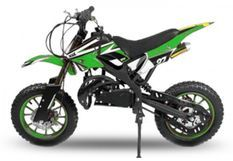 Dirt bike 49cc Spider midi 10/10 vert