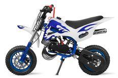 Dirt Bike 49cc bleu DS67 7/7