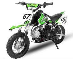 Dirt Bike 70cc Storm Auto 10/10 Vert