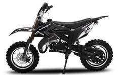 Dirt Bike enfant essence 49cc flash 10/10 noir