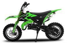 Dirt Bike enfant essence 49cc flash 10/10 vert