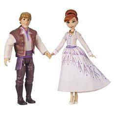 Disney La Reine des Neiges 2 - Poupée Princesse Disney Romance entre Anna et Kristoff