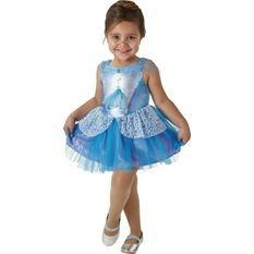 DISNEY PRINCESSE Déguisement ballerine Cendrillon