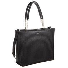 DKNY Sac shopping R461081807 GANSEVOORT Noir Femme