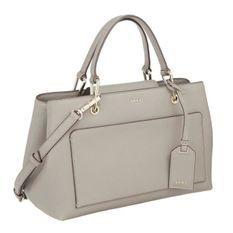 DKNY Sac shopping R461121004 BRYANT PARK Gris Femme