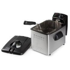 DOMO DO465FR Friteuse électrique semi-professionnelle - Inox