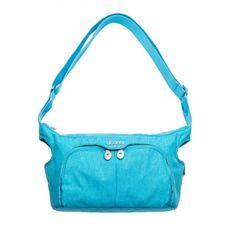 DOONA Sac a langer Essentials Bag - Sac Nursery - Turquoise