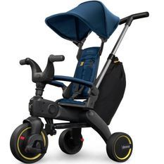 DOONA Tricycle évolutif Liki Trike S3 - Bleu Royal