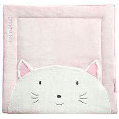 DOUDOU ET COMPAGNIE Chat - Tapidou - Chat Rose